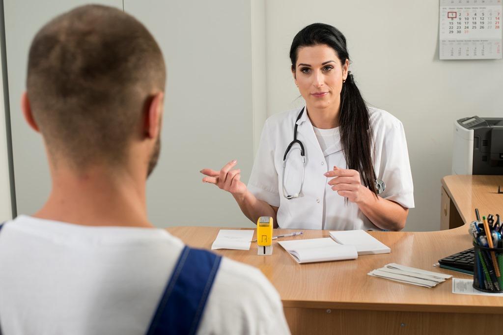 Szkolenie okresowe bhp pracowników służby zdrowia
