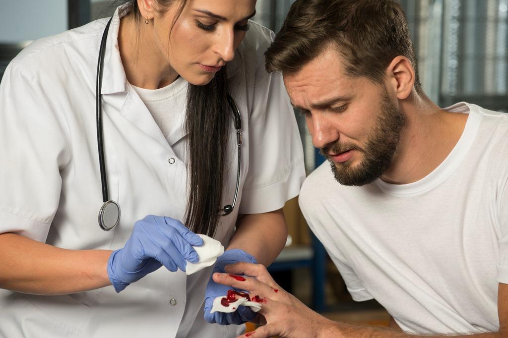 Szkolenie z zakresu pierwszej pomocy przedmedycznej