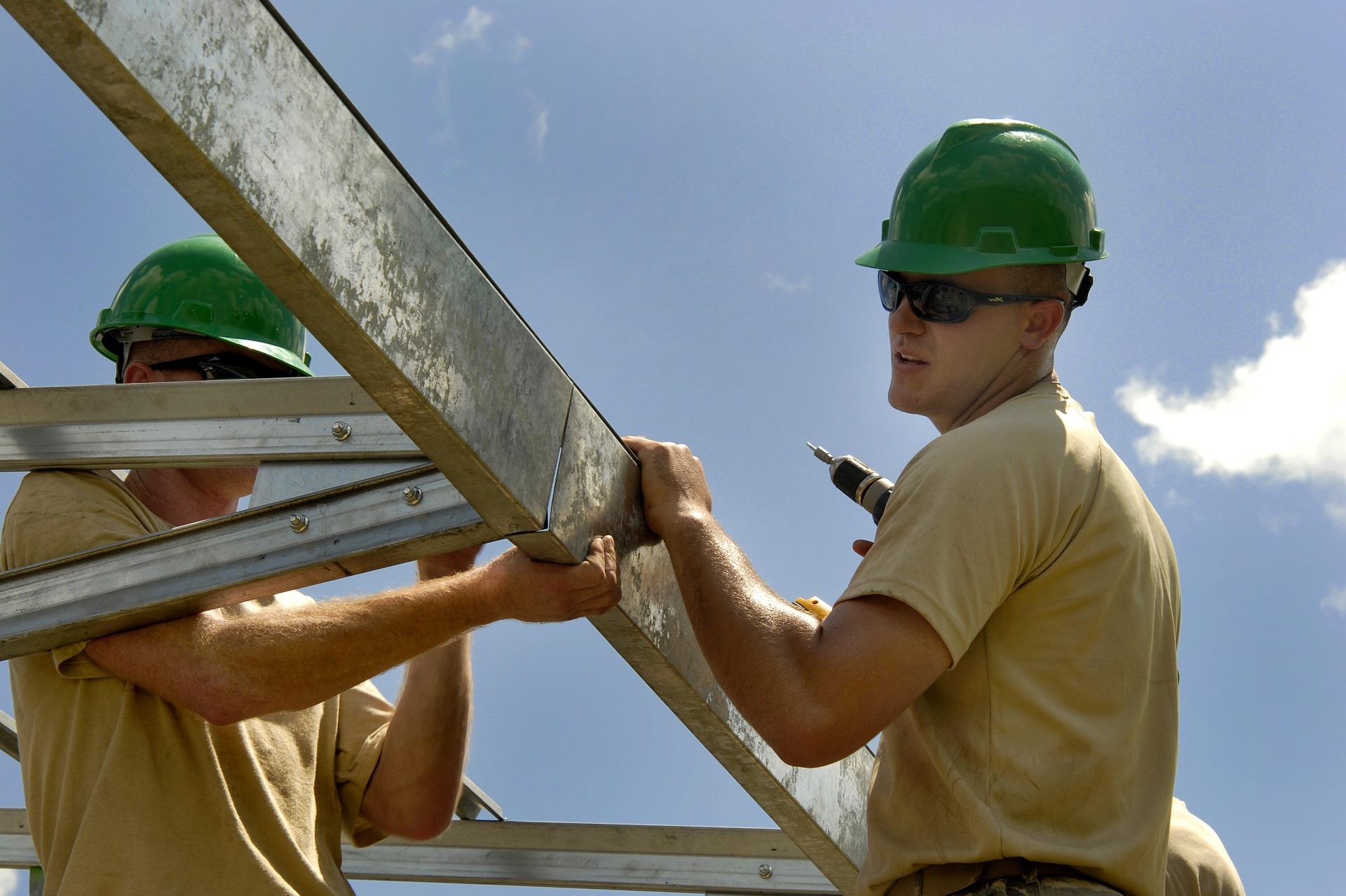 Szkolenie wstępne bhp pracowników budowlanych